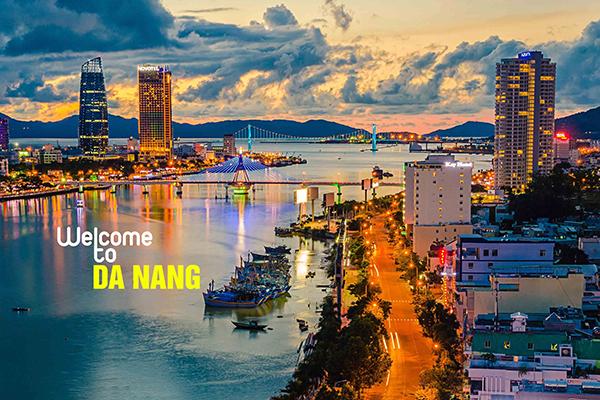 Thành phố Đà Nẵng hiện đại