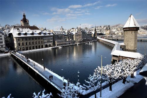 Lucerne - Thụy Sĩ