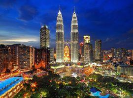 Vé máy bay giá rẻ đi Kuala Lumpur