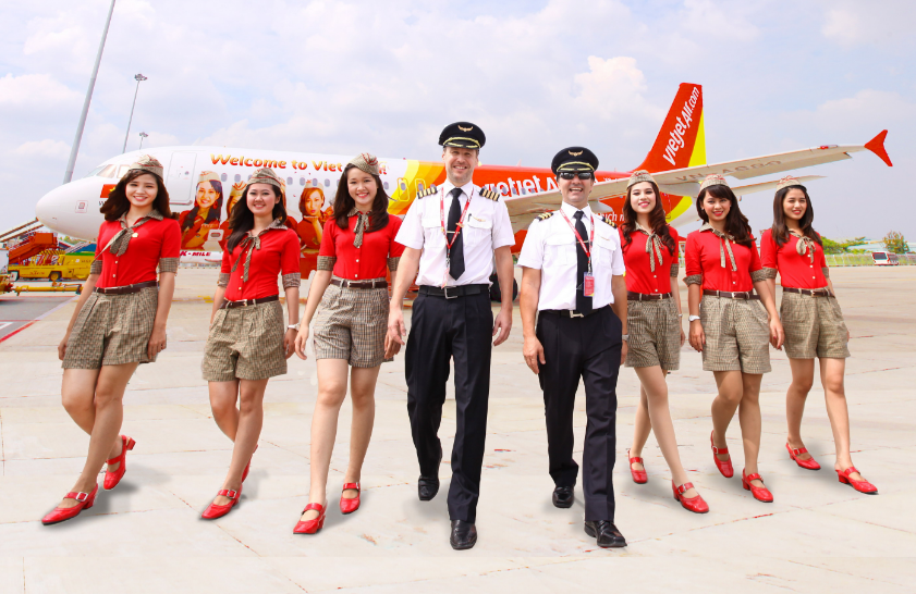 vietjet-air-crew