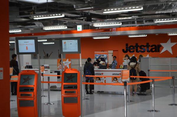 Hướng dẫn làm thủ tục đi máy bay Jetstar